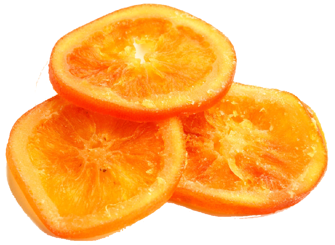Orange Slices Image