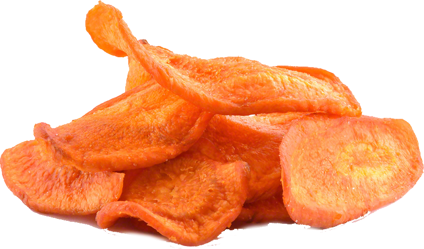 Dried Carrots Image